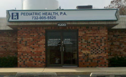 Pediatric Health Howell Office (South)HowellNJ